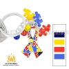 Autism Key Chain, Awareness Key Chain