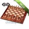 Magnetic Mahogany Chess game from China Topwin G-LB1702