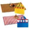 Bag beach mat