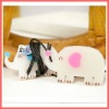Elephant silicone bobbin winder for gift items