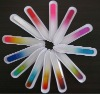 Colorful Glass Nail File, Nail File, Glass Nail Files