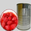 canned strawberry best quality