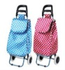wheeled shopping bag