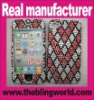 Rhinestone case for iphone 4G