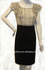 Chiffon lady dress