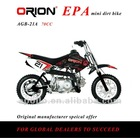 EPA Classic ORION 70cc mini dirt bike