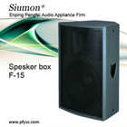 Speaker box F-15