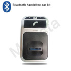 Bluetooth Hands-free Car Kit -- Multi-device Pairing + Voice Answer Phone Call