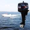 Outboard Motor, 9.9HP, 2-stroke,OTH 9.9