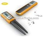 Multimeter re-calibrated SMD components identifier in a set of tweezers Pen R/C meter(PR503)