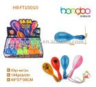 Flashing Maracas Noise Maker for kids /sasa ball/flashing toys
