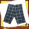 Fashion mens 4 pockets cargo shorts
