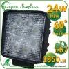 24W led work lamp led automotive light