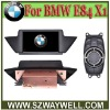 Car dvd gps for BMW E84 X1 Radio Bluetooth Ipod control navitel map free