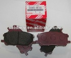 Brake Pad for Lexus 2003-/ OEM 04465-48100