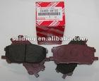 Brake Pad for Lexus 2003-/ OEM 04465-48100