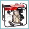 """CE approved 2"""" Diesel water pump"""