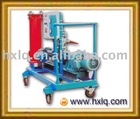 High viscosity lubricating oil purifier