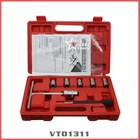 7pc Diesel Injector Seat Cutter Set Engine Tool (VT01311)