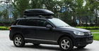 Car roof cargo box roof pad