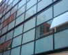 Insulating reflective glass for building