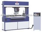 Rubber hydraulic pressure die cutting machine