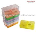 weekly medicine box (HU-501109C)