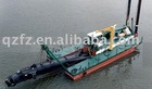 sand dredge/ dredger digging boat/ ship
