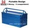 portable steel Tool Box tool case tool bag tool chest