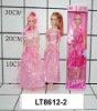 plastic fashion doll toy