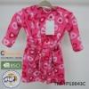 bothrobe for kids/children's bathrobe/polyester robe