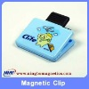 Large magnetic clip