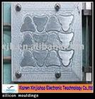 silicon rubber mould
