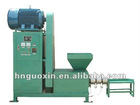 Operation flexibility wood briquette machine