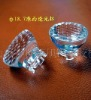 2011 HOT high quality low price PMMA Standard Spherical LED Lens of glazed sphere