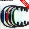 Sports Wireless Bluetooth Headset Headphone Earphone 4 colors black red blue green