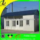 Modern portable steel living 2 bedroom cheap prefab heating house