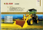 loader machine ZL-928