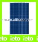 Poly solar module 215w Thin film solar panel
