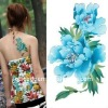 Fashion girl Tattoo stickers, body tattoo sticker