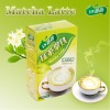 Matcha latte coffee latte