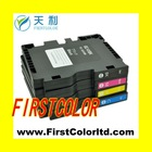 Hot Sell! Ricoh Ink GC41KCMY sublimation ink cartridges for Ricoh SG3100 SG2100 SG2010L SG3110dnw