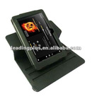 2012 Newest rotate leahter case for Kindle fire HD 7''