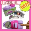 high quality convenient using diy nail printer machine
