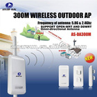 5.8g wireless outdoor high power ap router