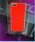 plastic mobile phone case for iPhone 5