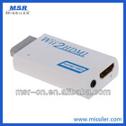 HOT!WII to HDMI HD Adapter(up scaler 1080p)