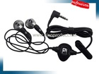 Hot Sale Mobile phone Handsfree For Blackberry