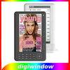 Hot E-book Reader 7 inch (DW-E-001)