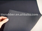 SBR/neoprene rubber sheet with polyester fabrics